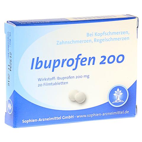 Ibuprofen 200 20 Stück