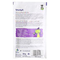 TETESEPT Kinder Badespaß Farbwechselbad Hokuspokus 50 Gramm - Rückseite