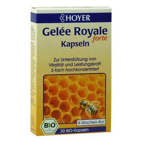 HOYER Gelee Royale forte Kapseln 30 St�ck