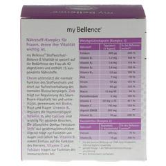 MY BELLENCE Stoffwechsel-Balance&Vitalität Kombip. 2x30 Stück - Rückseite