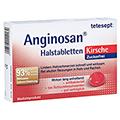 TETESEPT Anginosan Halstabletten zuckerfrei Kirsch 20 St�ck