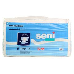 SENI Standard large Gr.3 Windelhosen f.Erwachs. 30 St�ck - Vorderseite