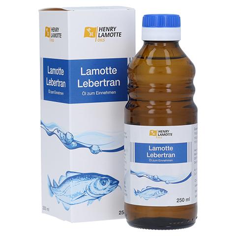 LEBERTRAN LAMOTTE H.V. 250 Milliliter