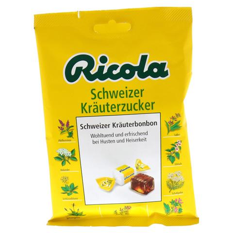 Ricola m.Z. Kräuter Bonbons 75 Gramm