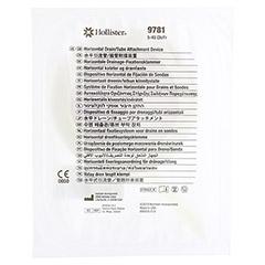 HORIZONTALE Drainage Fix 9781 5 Stück - Rückseite