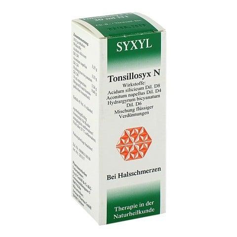 TONSILLOSYX N Syxyl Lösung 30 Milliliter N1