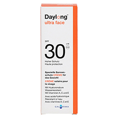 DAYLONG ultra face SPF 30 Creme 50 Milliliter - Vorderseite