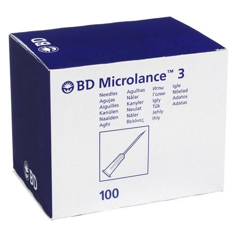 BD MICROLANCE Kanüle 21 G 1 1/2 0,8x40 mm 100 Stück