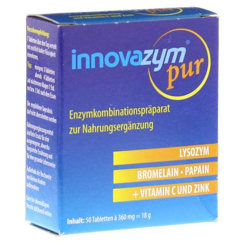 INNOVAZYM pur magensaftresistente Tabletten 50 St�ck