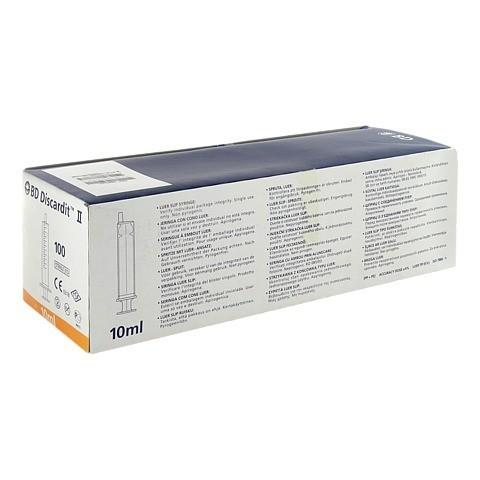 BD DISCARDIT II Spritze 10 ml 100x10 Milliliter