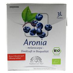 ARONIASAFT 3 Liter - Vorderseite