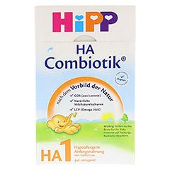 HIPP HA 1 Combiotik Pulver 500 Gramm - Vorderseite