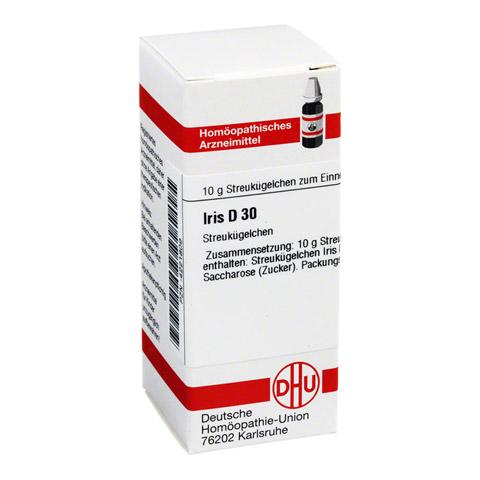 IRIS D 30 Globuli 10 Gramm N1