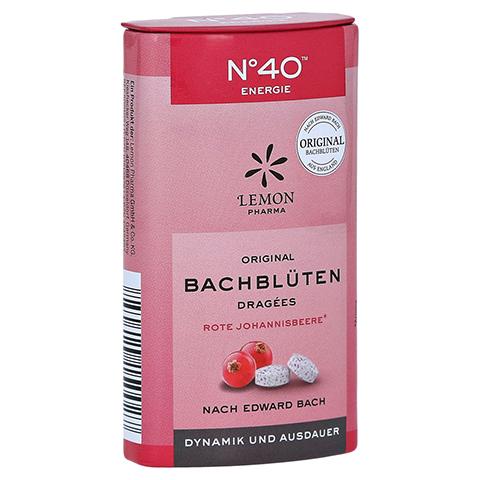 BACHBLÜTEN No.40 Energie Dragees nach Dr.Bach 21 Gramm