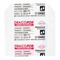 DRACOPOR waterproof Wundverband 8x10 cm steril 1 St�ck