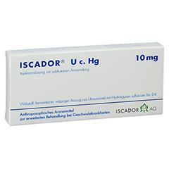 ISCADOR U c.Hg 10 mg Injektionsl�sung 7x1 Milliliter N1
