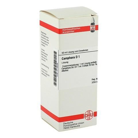CAMPHORA Urtinktur 50 Milliliter N1