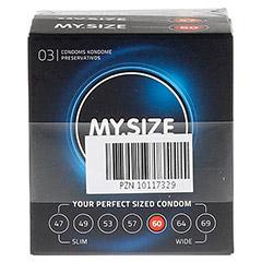 MYSIZE Testpack 53 57 60 Kondome 3x3 St�ck - Vorderseite