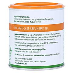 Bekunis Kräutertee N 55 Gramm N1 - Linke Seite