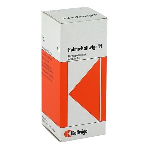 PULMO Kattwiga N Tropfen 50 Milliliter N1