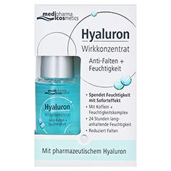 HYALURON Wirkkonzentrat Anti-Falten+Feuchtigkeit 13 Milliliter - Vorderseite