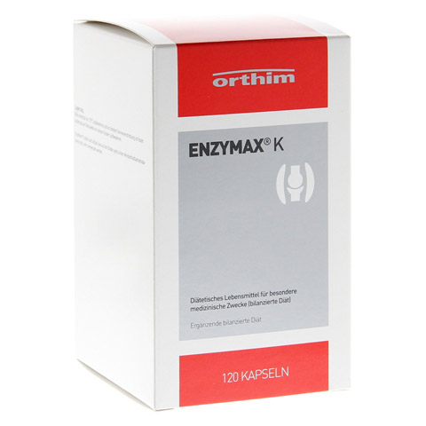 ENZYMAX K Kapseln 120 Stück