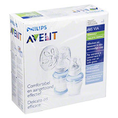 avent isis milchpumpe