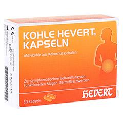 KOHLE Hevert Kapseln 30 Stück