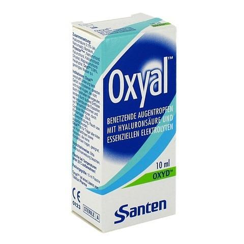 OXYAL Augentropfen 10 Milliliter