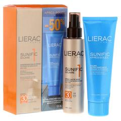 LIERAC Sunific Set Körper LSF 30 1 Stück