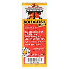 Goldgeist forte 250 Milliliter N2 - Vorderseite