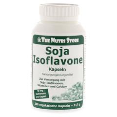 SOJA ISOFLAVONE 40 mg Kapseln 200 St�ck