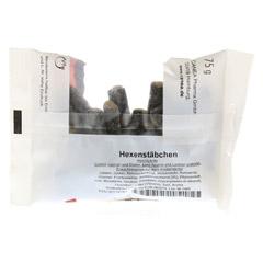 HEXENSTÄBCHEN Lakritz 75 Gramm - Rückseite