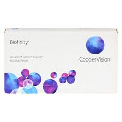 Biofinity, 6er 6 Stück - Vorderseite