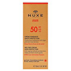 NUXE Sun Creme Visage LSF 50 50 Milliliter - Vorderseite