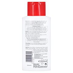 EUCERIN pH5 Waschlotion empfindliche Haut 200 Milliliter - Rückseite