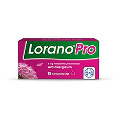 LoranoPro 5mg 18 Stück N1