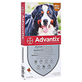 ADVANTIX Spot-on Lsg.z.Auftr.a.d.H.f.Hund 40-60 kg 4x6.0 Milliliter