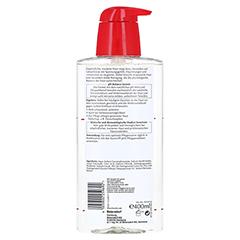 EUCERIN pH5 Duschgel empfindliche Haut 400 Milliliter - Rückseite