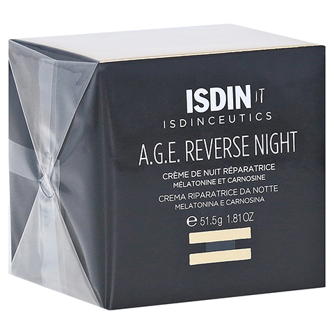 ISDIN ISDINCEUTICS A.G.E.Reverse night Creme 51.5 Gramm