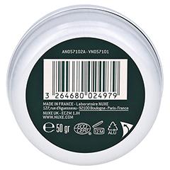 NUXE Bio Deo-Balsam mit Frischegefühl 50 Gramm - Rückseite