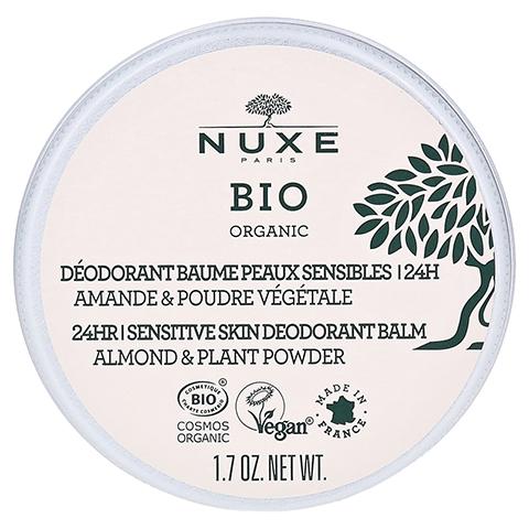 NUXE Bio Deo-Balsam für empfindliche Haut 50 Gramm
