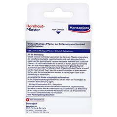 Hansaplast Hornhautpflaster 3 Stück - Rückseite