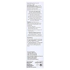 EUCERIN pH5 Pflegesalbe + gratis Eucerin pH5 Duschöl 100 ml 100 Milliliter - Rückseite