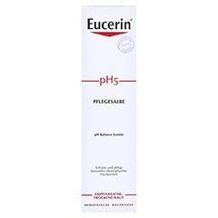EUCERIN pH5 Pflegesalbe + gratis Eucerin pH5 Duschöl 100 ml 100 Milliliter - Vorderseite