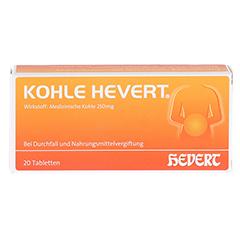 Kohle-Hevert 20 Stück - Vorderseite