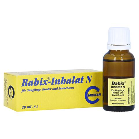 Babix-Inhalat N 20 Milliliter N1