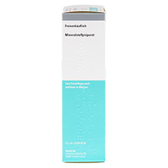 MAGNESIUM SANDOZ 121,5 mg Brausetabletten 40 Stück - Linke Seite