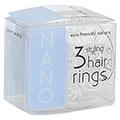 INVISIBOBBLE Haargummi nano crystal clear 3 Stück