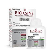 BIOXSINE pflanzliches Shampoo gegen Haarausfall (fettiges Haar) 300 Milliliter